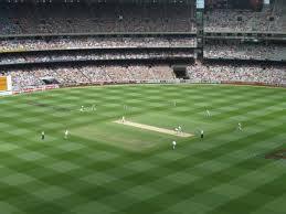 Cricket at the MCG