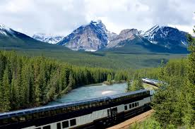 Rocky Mountain Trains