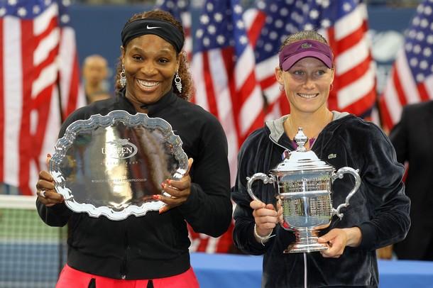 Stosur Wins U.S. Open
