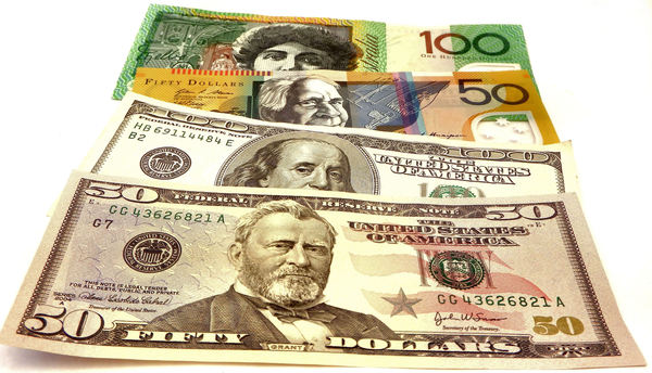 American and Australian Money