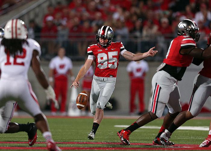 Ohio State's Cam Johnston