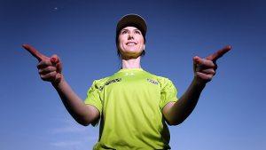 First AFL Female Umpire - Chelsea Roffey