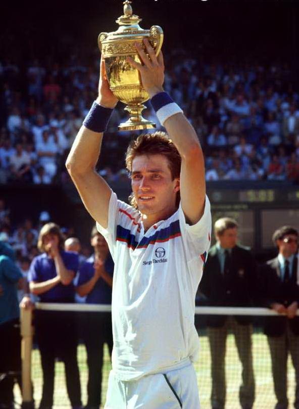 Pat Cash Wins Wimbledon