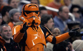Stormtrooper at Paul Brown Stadium
