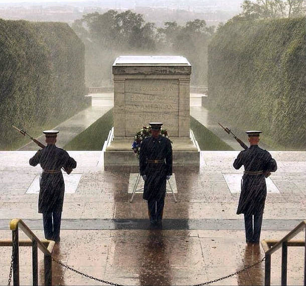 Tomb of the Unknown Soldier U.S.